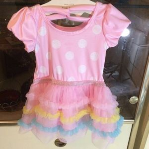 Disney Dresses - Minnie Mouse Baby Girl Disney Tutu Dress 12 Months